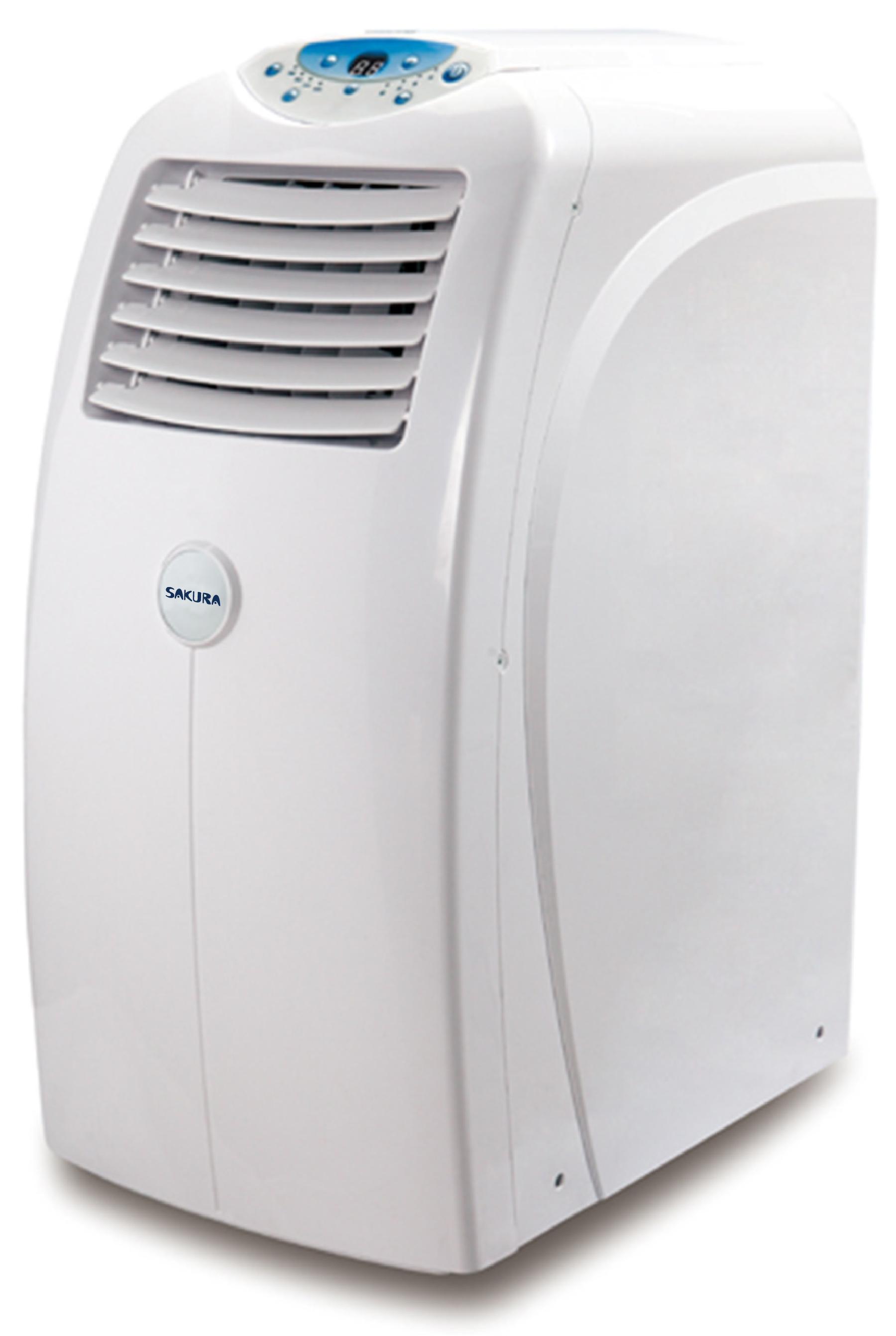 Mobilní klimatizace Sakura STAC 15 CPA/NB + ZDARMA SERVIS bez starostí
