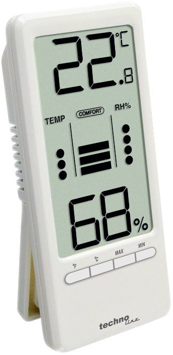 Digitální teploměr s vlhkoměrem TechnoLine WS 9119