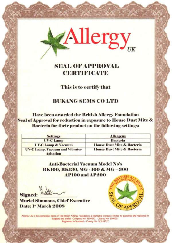 The British Allergy Foundation